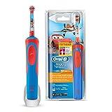 Oral-B Stages Power Kids - Cepillo de dientes eléctrico de los personajes de Cars o Aviones Disney