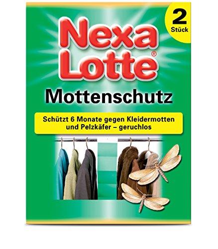SCOTTS Nexa Lotte Mottenschutz, 2 Stück