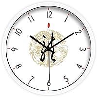 Flash-Drago stile cinese orologio al quarzo moda creativa - Drago Quarzo Orologio