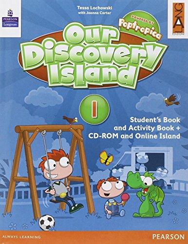 Our discovery island. Per la Scuola elementare. Con CD-ROM. Con e-book. Con espansione online: 1