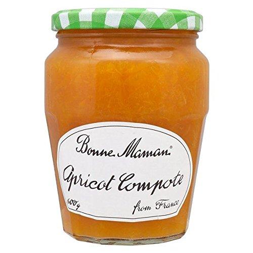 Bonne Maman Abricots Compote De 600G