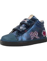 Zapatillas para ni�a, color Azul , marca PABLOSKY, modelo Zapatillas Para Ni�a PABLOSKY UNDERSPIN HERRINGBO Azul