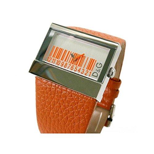 Dolce&Gabbana - 3719240404 - Montre Homme - Quartz Analogique - Bracelet Cuir Marron