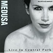 Medusa/Live in Central Park [Import USA]