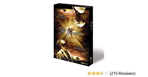 The Fountain [Special Edition] [2 DVDs]: Amazon.de: Hugh Jackman, Rachel  Weisz, Ellen Burstyn, Mark Margolis, Stephen McHattie, Fernando Hernandez,  ...