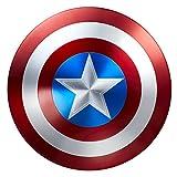 Unbekannt Marvel Legends Captain America 75. Jahrestag Metall Schild