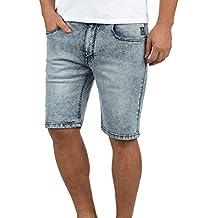 Redefined Rebel Mumbai Chino Pantalón Corto Bermuda Pantalones De Tela para Hombre con Cinturón De 100% Algodón Regular-Fit sRZwGSrf