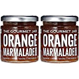 The Gourmet Jar Orange Marmalade Thick Cut-240g (Pack of 2)