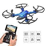 Potensic Drone con Telecamera, Wifi FPV 2.4GHz 4CH a 6 assi Gyro RC Quadcopter...