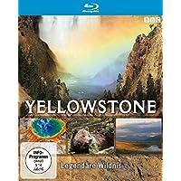 Yellowstone - Legendäre Wildnis [Blu-ray]