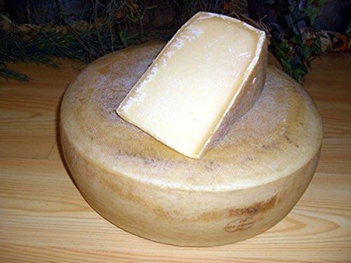 Tischparmesankäse Stravecchio Montanaro ganze Form ca. 6 kg. – Senn. Drei Zinnen