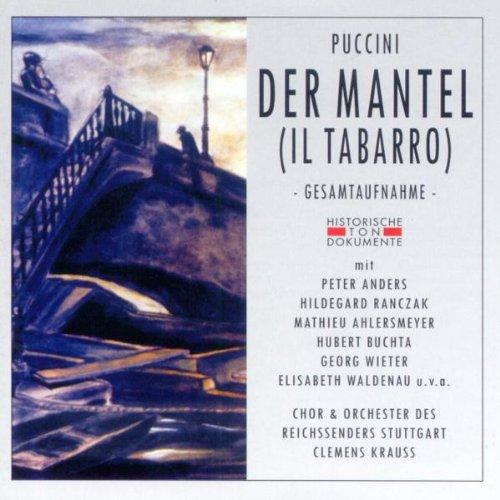 Der Mantel (Il Tabarro) -