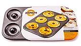 Donut-Backform- Donut- & Bagelform-frei von PFOA, für gesündere, selbstgebackene Donuts