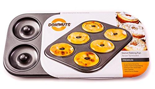 Donut-Backform- Donut- & Bagelform-frei von PFOA, für