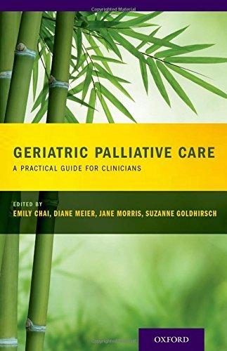 Geriatric Palliative Care by Suzanne Goldhirsch (2014-04-18)
