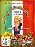 Die kulinarischen Abenteuer der Sarah Wiener 3 (2 DVDs + Kochbuch)