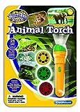 Eureka Toys Torcia E Proiettore Animali, Gioco Educativo Brainstorm