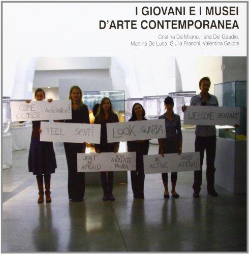 I giovani e i musei d'arte contemporanea