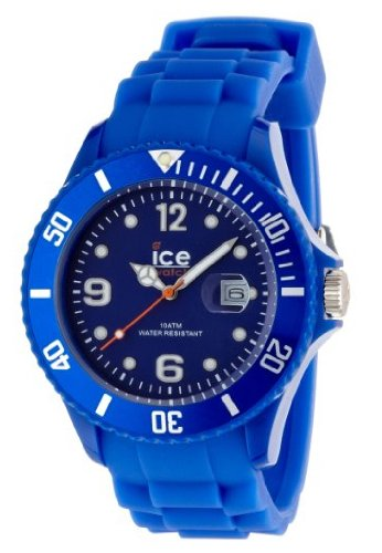 Image of Ice-Watch SI.BE.B.S Big Sili Blue Silicon Watch