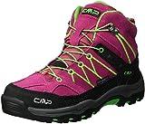 CMP Campagnolo Unisex-Erwachsene Rigel Trekking-& Wanderstiefel, Pink (Ibisco),...