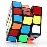 EVEREST FITNESS Zauberwürfel für Konzentrations- und Kombinationsübungen | Rätsel-Würfel, Speed Cube, Magic-Cube