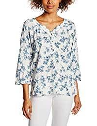 fransa Damen Bluse Abflower 2 Shirt