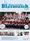 Bayerische Blasmusik  Bild