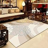 CHAI Wohnzimmer Dekoration Teppich Matten Nordic Einfachen Stil 3D Druck Geometrische Muster Rechteckigen Teppich Schlafzimmer Rutschfeste Teppich Kinder Teppich Teppich Teppiche (Größe : 180x280cm)