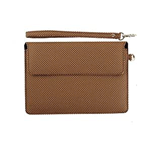 DooDa PU Leather Pouch Case Cover With Magnetic Closure & Video Viewing Stand For Huawei Mediapad 10 Lite