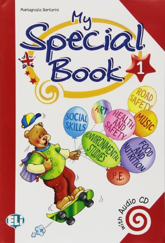 My special book. Con CD Audio. Per la 1ª classe elementare