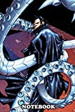 Notebook: Doctor Octopus , Journal for Writing, College Ruled Size 6' x 9', 110 Pages