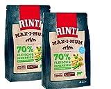 Rinti Max-i-Mum Pansen 4kg Trockenfutter für Hunde Größe 2 x 4kg