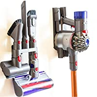 Gamloious For Dyson V7 V8 V10 Vacuum Cleaner Parts Tool Attachments Rack Wall Holder