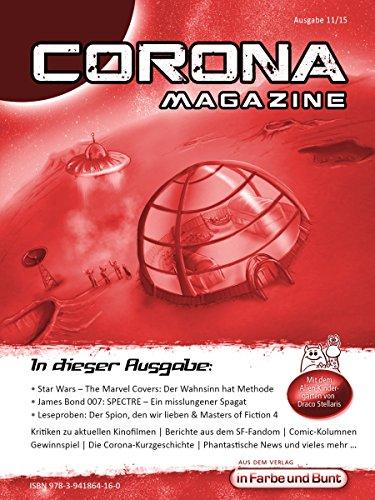 Corona Magazine 11/2015: November 2015: Nur der Himmel ist die Grenze (Richter-magazin)