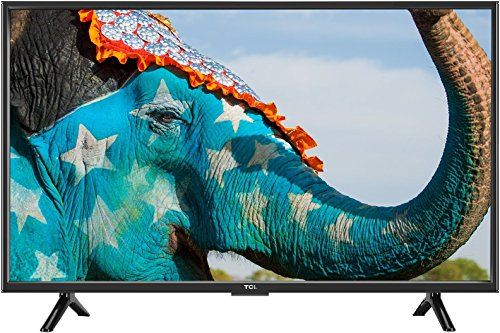 TCL 101.6 cm (40 inches) L40D2900 Full HD LED TV (Black)