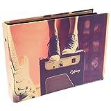 Films Et Musique Best Deals - [Fujifilm Instax Mini Photo Album] - CAIUL 50 Pages DIY Album pour Mini 70 7s 8 25 50s 90/Pringo 231/Instax SP-1/ Polaroid PIC-300P Z2300 Films (Musique)