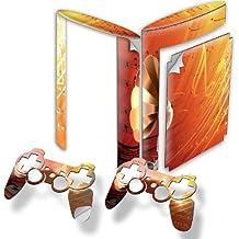 Colección 24, Custom Consola PS3FAT Slim Full Body diseño pantalla Skin Protector Funda Meine Musik 10012 PS3 Superslim Designfolie