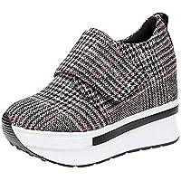sneakers zeppa: Sport e tempo libero Amazon.it