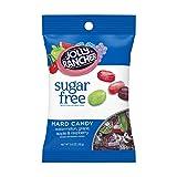 #9: Jolly Rancher Sugar Free Hard Candy Assortment Peg Bag - 3.6 oz