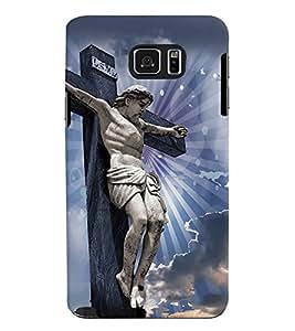 PRINTVISA Religious Jesus Christ Case Cover for Samsung Galaxy Note 5