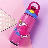 Best Thermos Tasse Warmers - 304 en acier inoxydable bouteille d'eau chaude Kid Review