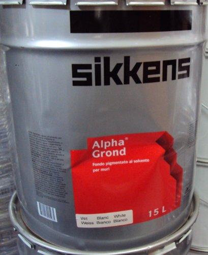 SIKKENS ALPHA GROND  BLANCO