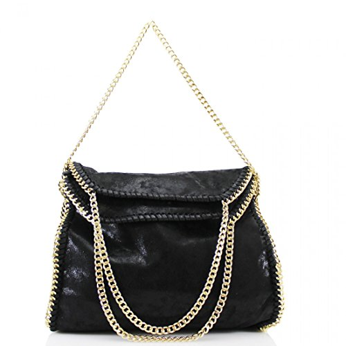 Craze London, Borsa tote donna Navy