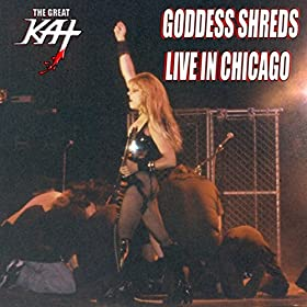 Goddess Shreds Live In Chicago