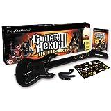 Guitar Hero III: Legends Of Rock - Guitar Bundle (PS2) [Importación Inglesa]