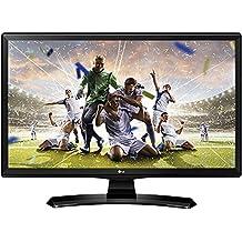 "LG 24MT49DF 23.6"" HD IPS Negro pantalla para PC - Monitor (59,9 cm (23.6""), 250 cd / m², 1366 x 768 Pixeles, 5 ms, LED, HD)"