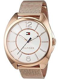 Tommy Hilfiger - Damen -Armbanduhr 1781697