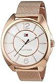 Tommy Hilfiger Damen-Armbanduhr Sophisticated Sport Analog Quarz Edelstahl beschichtet 1781697