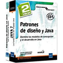 Pack Patrones De Diseño Y Java. Domine Los Modelos De Concepción Y El Desarrollo En Java