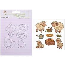 Suchergebnis Auf Amazon De Für Schablone Schaf